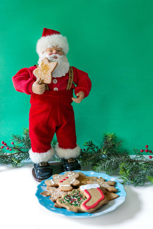 Maple Cinnamon Christmas Cookies Lip Smacking Food